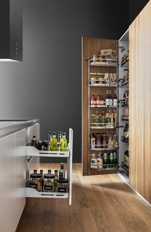 Ekskluzywne Meble Kuchenne Do Zabudowy Wyposażenie Kuchni
